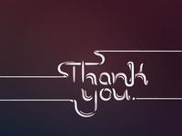 Thank You (Version 2)