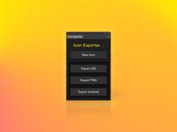 Icon Exporter