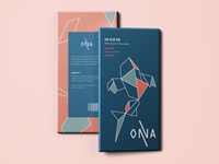 ONNA- Chocolate Packaging Design