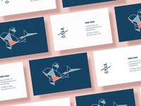 ONNA- Business Cards