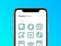 Dualist Icons