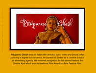 Rituparno Ghosh magazine graphic design india satyajit ray design drawing saikat sarkar painting saikat sarkar illustration photoshop illustration