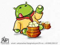 Android Rosogolla