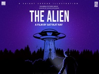 The Alien Satyajit Ray Movie