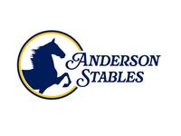 Anderson Stables logo design