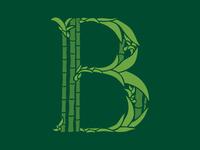 Bamboo Logo concept