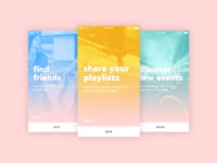 Onboarding - Daily UI #023