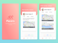 Pacers — Find your next running buddy