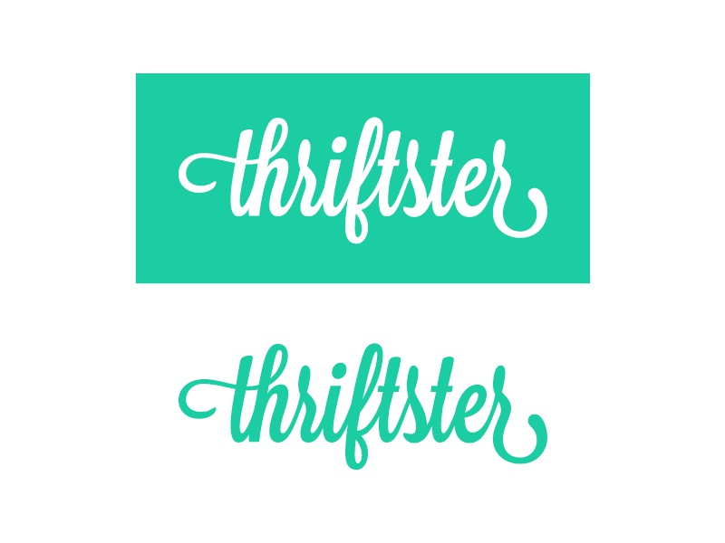 Thriftster logos colors