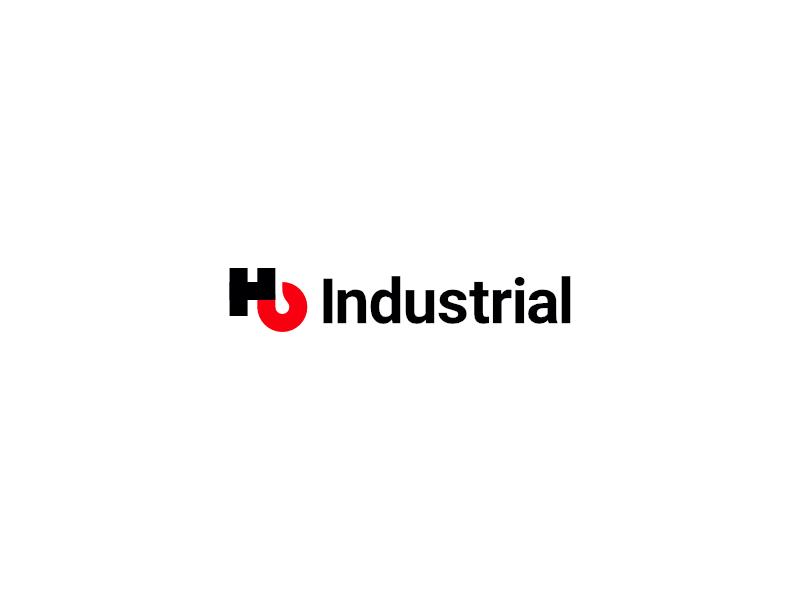 Branding: HB Industrial branding