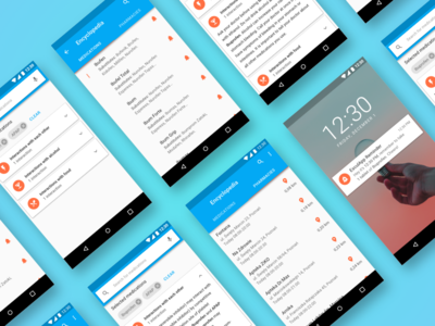MedTech app concept 👩⚕️