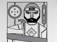 KERF poster