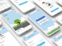 Fitwalk App
