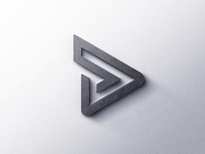 DA logo branding design logo design logo