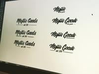 Majlis Goods Branding