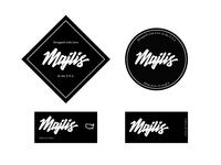 Majlis Packaging Stickers
