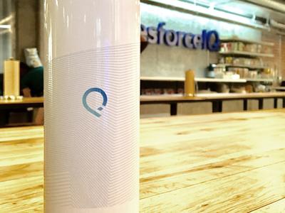 SalesforceIQ Bottles
