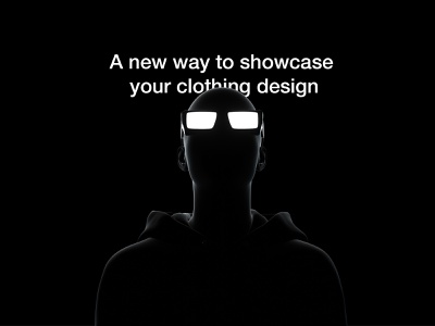 QLO - A new way to showcase clothing design character character design avatar avatar design clothing design cinema4d poster design 3d blender3d minimalism simplicity graphic design brand identity