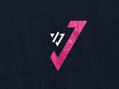 Minimal awake agency logo design type branding vector logo illustration