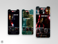 MCU App Concept: Iron Man 2 (Movie #3)