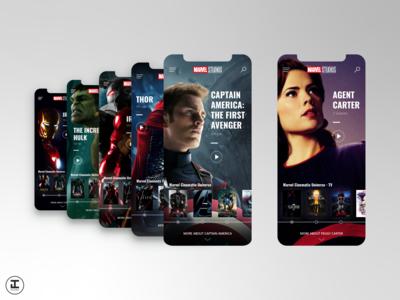 MCU App Concept: Captain America: The First Avenger (Movie #5)