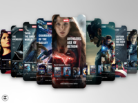 MCU App Concept: Avengers: Age of Ultron (#11)