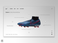 Nike Phantom Soccer Cleat Design Concept (Pt. 2)