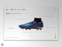 Nike Phantom Soccer Cleat Design Concept (Pt. 2)
