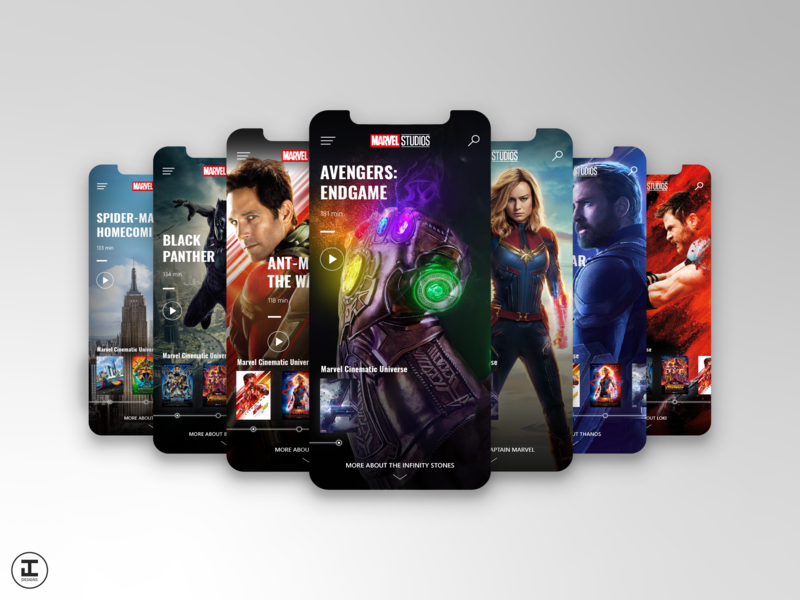 MCU App Concept: Avengers: Endgame (#22) by Jacob Caccamo on