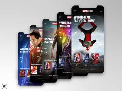 MCU App Concept: Spider-Man: Far From Home (#23)