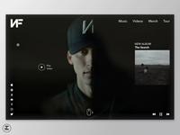 NF - Website Concept