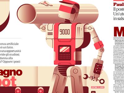 La Repubblica infographic
