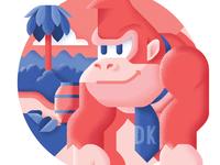 Best platform games ever - Donkey Kong