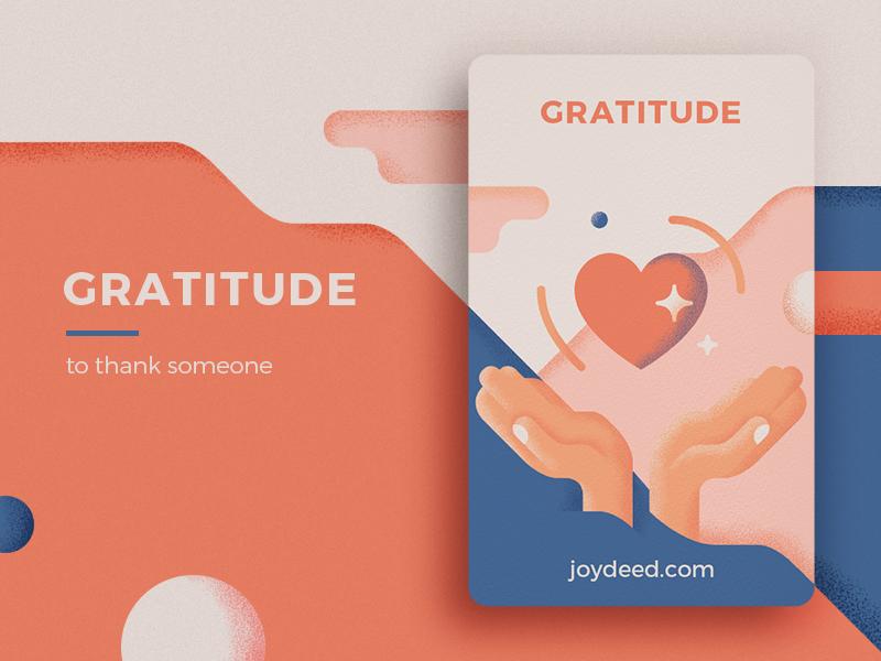 Joydeed gratitude