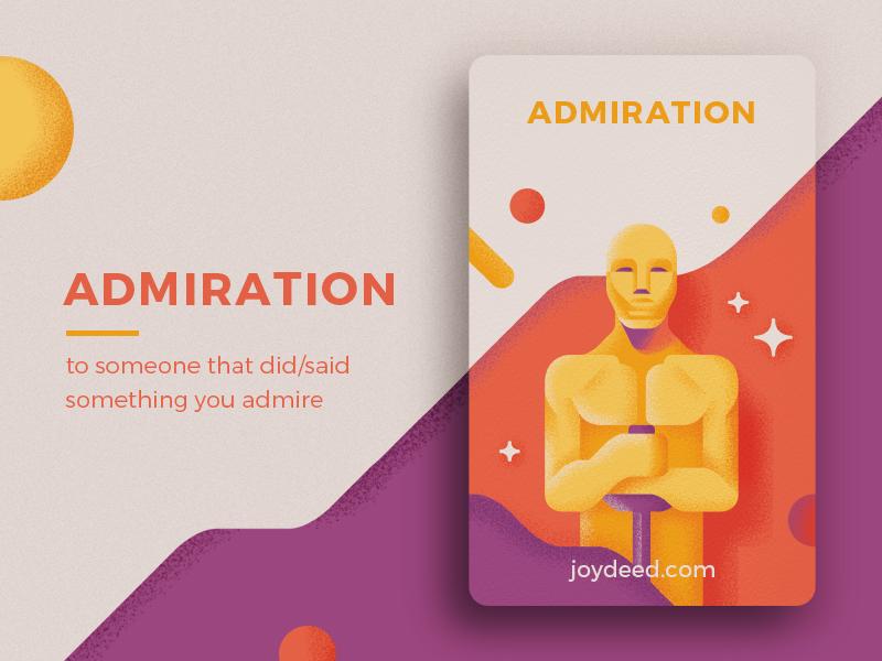 Joydeed admiration