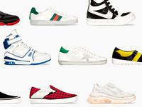 The history of sneakers - Quartz