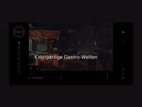 Brenngold Restaurant  Redesign