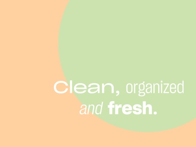 Type Treatment for Cleaning Company