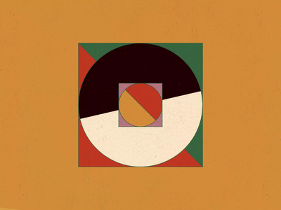 Two Measures in Motion 3d perspective morph geometric geometry shapes texture vinyl vintage retro jazz john coltrane design 2d motion graphics motiongraphics aftereffects illustration mograph animation