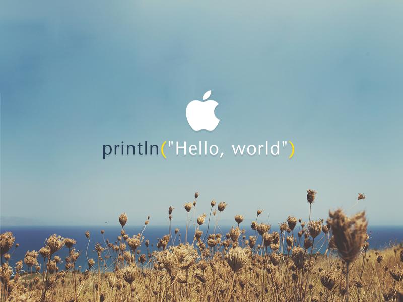 Apple - Swift apple design ideas