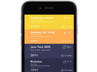 Jacksonville Events App