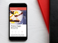 New Paleo Effect Mobile page!