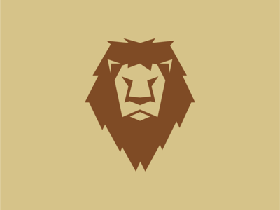 Leo the Lion logo icon design oklahoma tulsa corporate identity badge minimal modern grid monogram rebrand branding design logo