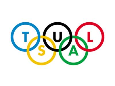 Tulsa 2020 Olympic logo challenge logo variant rebrand oklahoma monogram modern minimal logo grid design identity corporate branding badge
