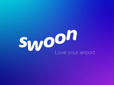 Swoon logo design rebrand oklahoma monogram modern minimal logo identity grid design corporate branding badge