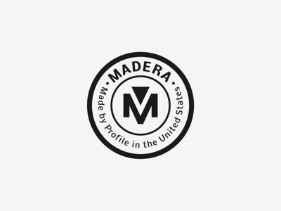 Madera brand seal