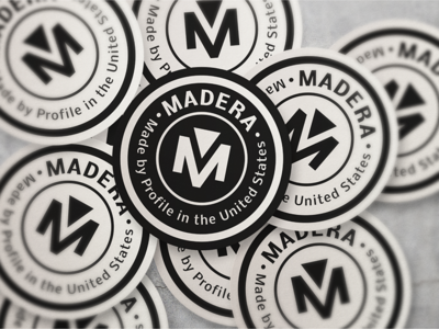 Madera Rebrand and Identity