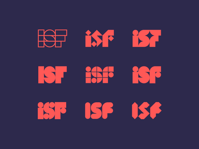 ISF Logo exploration