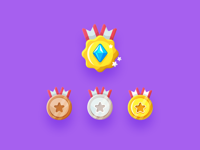 Level Badges