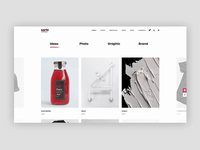 A Multi-Concept Theme for Creative Agencies and Freelancers